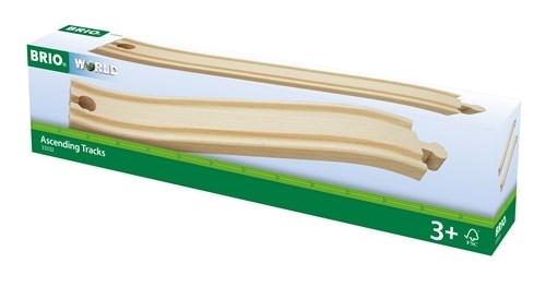 BRIO - World Podjazdowe Tory Kolejowe
