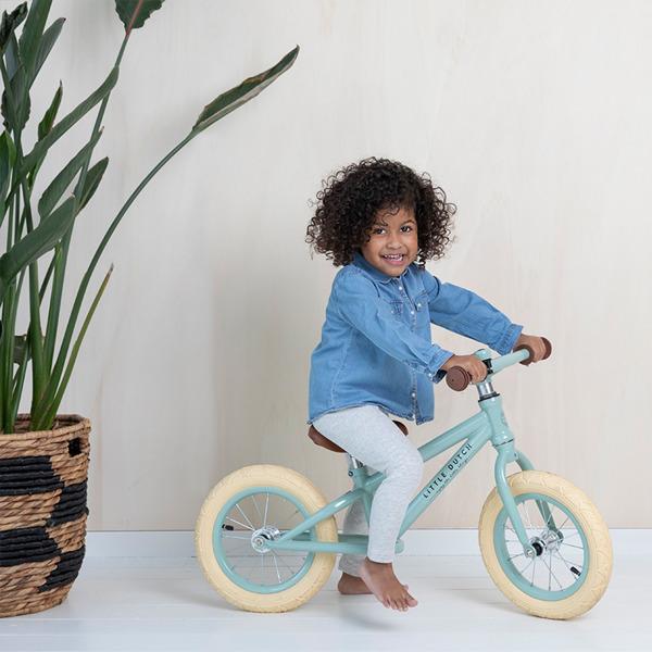 Little Dutch - Rowerek Biegowy Miętowy