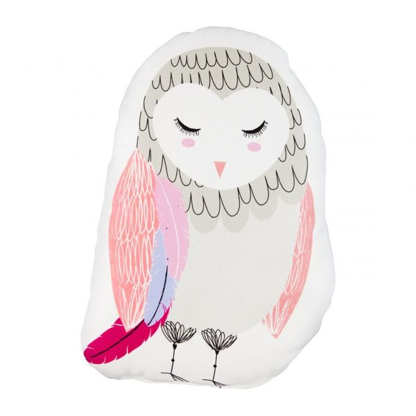 Maki Mon Ami - Mini Poduszka do Przytulania Sowa Pola