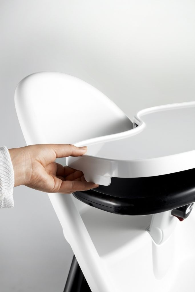BabyBjorn - Krzesełko do Karmienia Białe