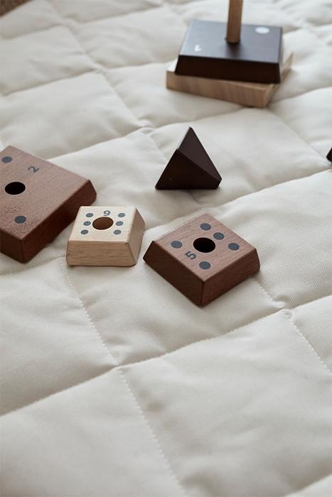 Kids Concept - Piramida do Układania NEO 1+