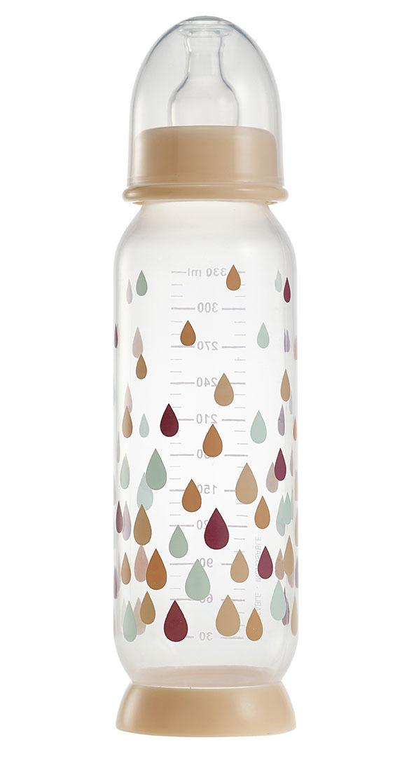 Beaba - Butelka Antykolkowa 330 ml Rainbow Nude