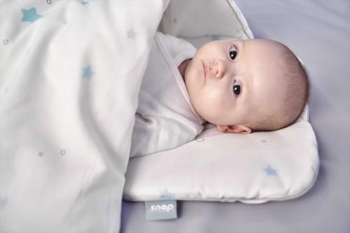Snap The Moment - Komplet Kołderka i Poduszka Baby Aja & Abi