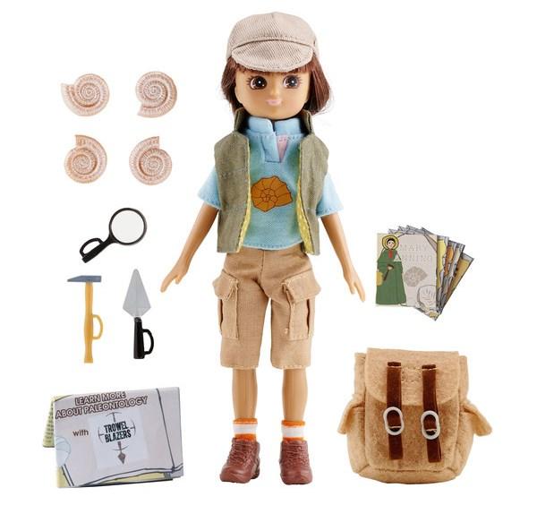 Lottie - Lalka Fossil Hunter