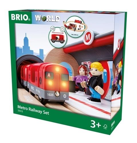 BRIO - World Zestaw Startowy Metro