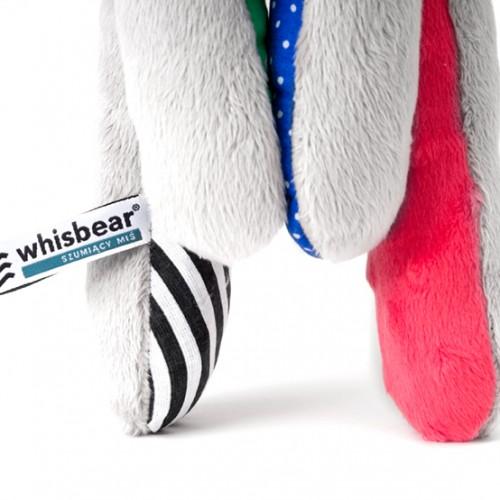 Whisbear - Szumiący Miś Soft z Funkcją CrySensor Arbuz