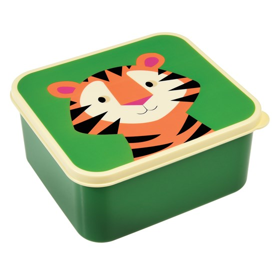 Rex - Lunchbox Tiger