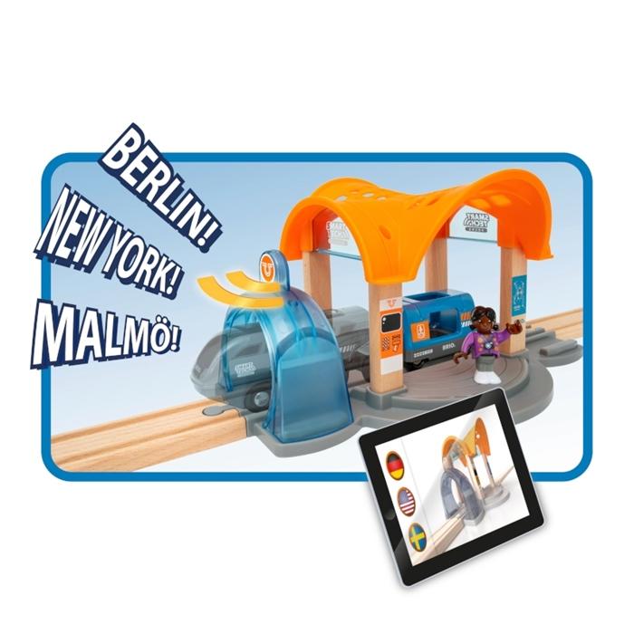 BRIO - World Smart Tech Stacja Kolejowa