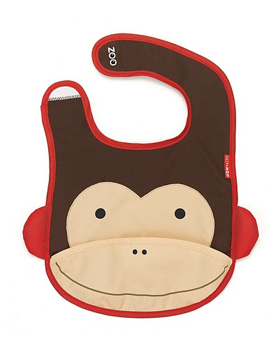 Skip Hop - Śliniak Małpka