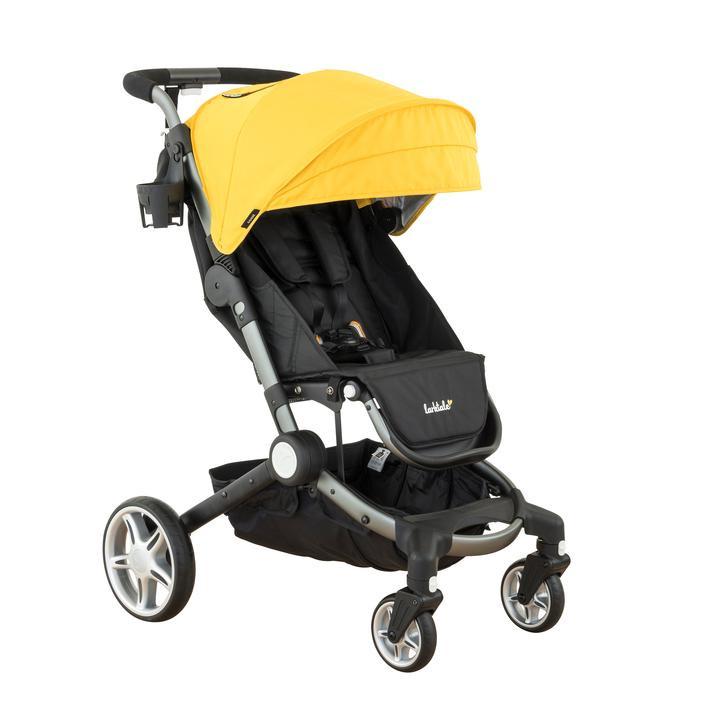 Larktale - Lekka Spacerówka dla Dziecka Coast Clovelly Yellow
