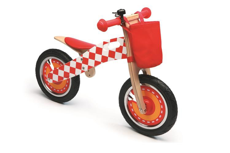 Scratch - Balance Bike Formuła 1