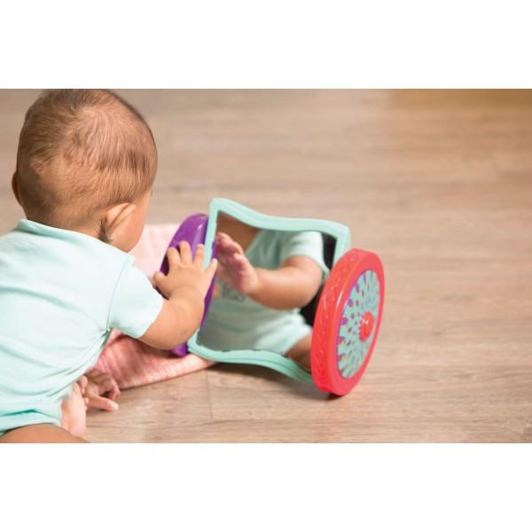 B. Toys - Lusterko na Kółkach dla Niemowląt
