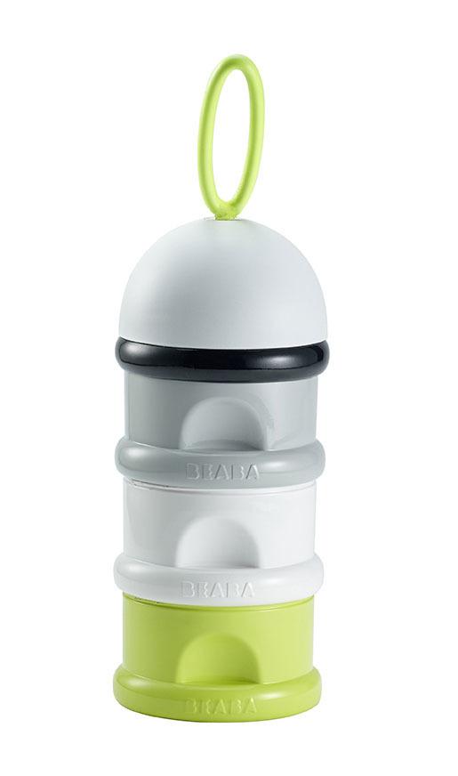 Beaba - Pojemnik na Mleko w Proszku Neon