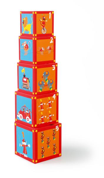 Scratch - Piramida Edukacyjna Cyrk