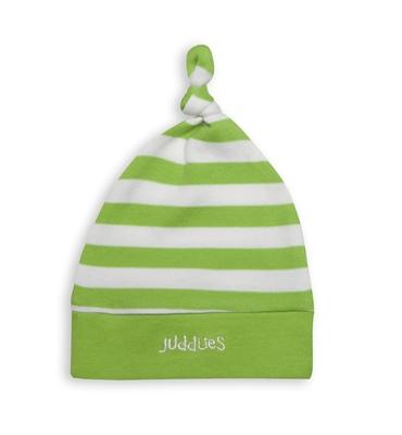Juddlies - Czapka Niemowlęca Greenery Stripe
