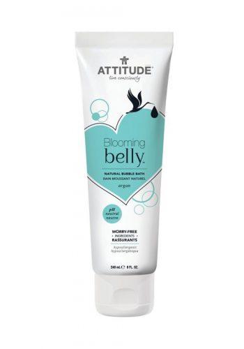 Attitude - Płyn do Kąpieli dla Kobiet w Ciąży z Olejkiem Arganowym 240ml