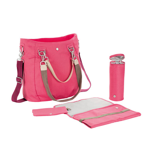 Lassig - Green Label Torba z Akcesoriami Mix'n Match Strawberry