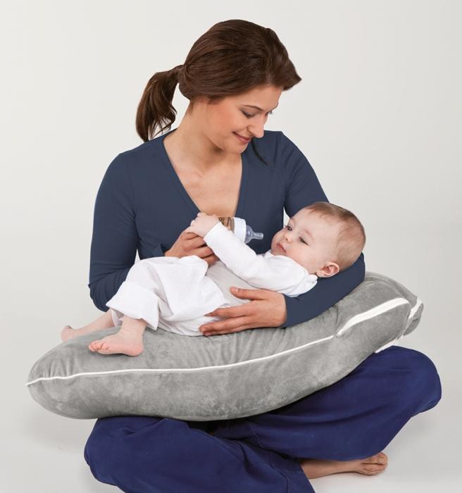 Candide - Multirelax Poduszka Ciążowa i Leżak 3w1 Soft