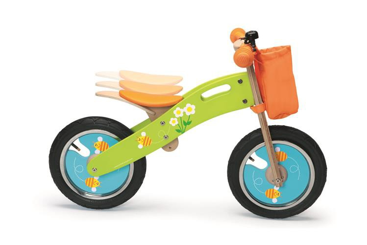 Scratch - Balance Bike Pszczółki