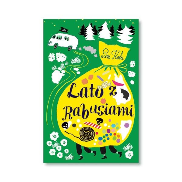 Wydawnictwo Tatarak - Lato z Rabusiami