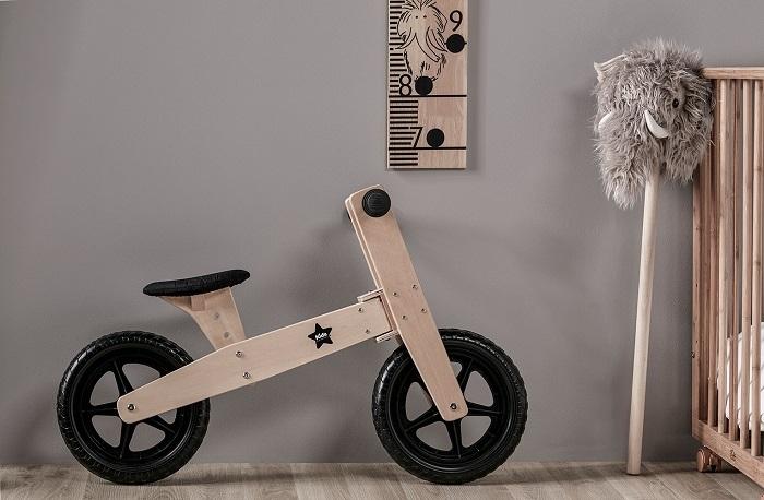 Kids Concept - Rowerek Biegowy Drewniany NEO