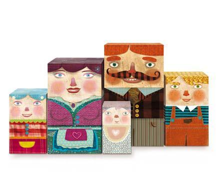 Londji - The Box Family