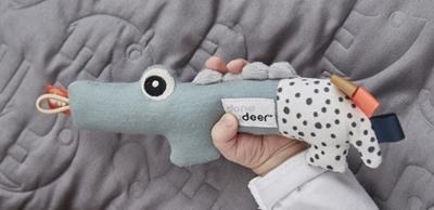 Done By Deer - Zestaw Prezentowy z Grzechotkami