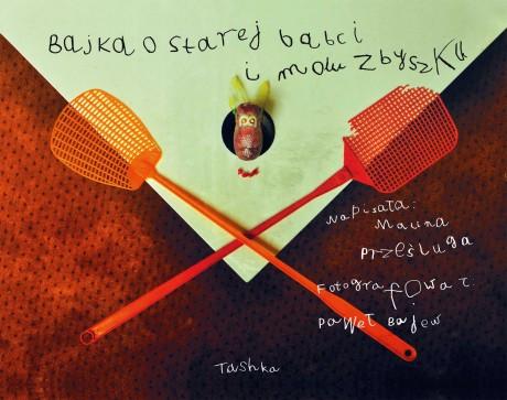 Wydawnictwo Tashka - Bajka o Starej Babci i Molu Zbyszku
